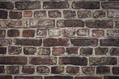 Παλαιό brickwall Στοκ Εικόνα