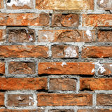 Παλαιό brickwall Στοκ φωτογραφία με δικαίωμα ελεύθερης χρήσης