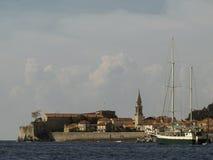 Παλαιό Budva Στοκ εικόνες με δικαίωμα ελεύθερης χρήσης