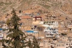 Παλαιό Distric Akre Aqrah Κουρδιστάν του Ιράκ στοκ εικόνες