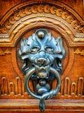 Παλαιό doorknocker Στοκ φωτογραφία με δικαίωμα ελεύθερης χρήσης