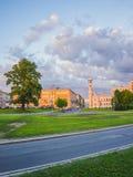 Παλαιό firestation της Αγία Πετρούπολης Στοκ Φωτογραφίες