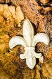 Fleur de lis Στοκ Εικόνες
