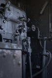Παλαιό furness τραίνων ατμού Στοκ Εικόνες