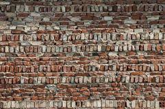 Παλαιό grunge brickwall Στοκ φωτογραφίες με δικαίωμα ελεύθερης χρήσης