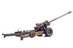 Παλαιό Howitzer Στοκ Φωτογραφίες