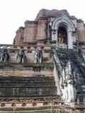 Παλαιό mai Ταϊλάνδη Chang τρόπου ζωής ναών ελευθερίας θρησκείας ναών Στοκ φωτογραφίες με δικαίωμα ελεύθερης χρήσης