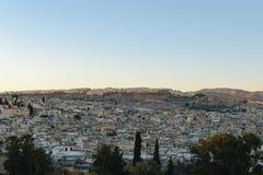 Παλαιό Medina, Fez, Μαρόκο Στοκ φωτογραφία με δικαίωμα ελεύθερης χρήσης