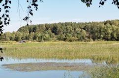 Παλαιό MIC και το Serzhen Στοκ Εικόνες