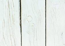 Παλαιό shabby υπόβαθρο του φυσικού ξύλινου λευκού Στοκ φωτογραφία με δικαίωμα ελεύθερης χρήσης