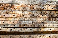 Παλαιό tattern υπόβαθρο χάλυβα Στοκ Εικόνα