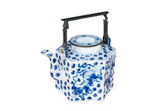 Παλαιό Teapot Στοκ Εικόνα