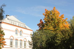 Παλαιό townhouse Στοκ Φωτογραφία