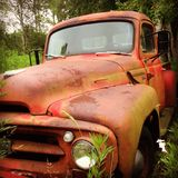 παλαιό truck Στοκ Εικόνες