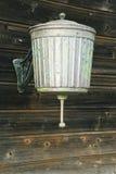 παλαιό washstand Στοκ Φωτογραφία