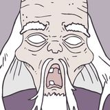 Παλαιό zombie Στοκ εικόνες με δικαίωμα ελεύθερης χρήσης