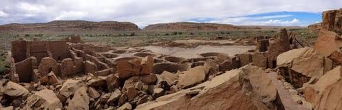 Παλαμίδα Pueblo Στοκ Φωτογραφία