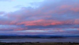 Παλιρροιακή εκβολή Αγγλία Cumbria Στοκ φωτογραφία με δικαίωμα ελεύθερης χρήσης