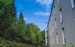 παλιό σχολείο Στοκ φωτογραφία με δικαίωμα ελεύθερης χρήσης