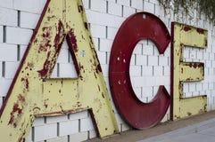 Παλμ Σπρινγκς ξενοδοχείων ACE, Καλιφόρνια Στοκ φωτογραφίες με δικαίωμα ελεύθερης χρήσης