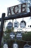 Παλμ Σπρινγκς ξενοδοχείων ACE, Καλιφόρνια Στοκ φωτογραφία με δικαίωμα ελεύθερης χρήσης