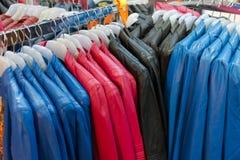 Παλτό γουνών γυναικών Στοκ Φωτογραφίες