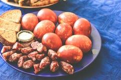 Πείνα κρέατος γιορτής γευμάτων Gala φίνη Στοκ Εικόνες