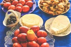 Πείνα κρέατος γιορτής γευμάτων Gala φίνη Στοκ εικόνες με δικαίωμα ελεύθερης χρήσης