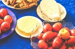 Πείνα κρέατος γιορτής γευμάτων Gala φίνη Στοκ φωτογραφία με δικαίωμα ελεύθερης χρήσης