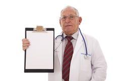 πείρα γιατρών Στοκ φωτογραφία με δικαίωμα ελεύθερης χρήσης