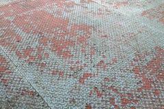 Πεζοδρόμιο επιφάνειας χάλυβα φύλλων, σκουριασμένη εκλεκτική εστίαση υποβάθρου μετάλλων grunge στοκ φωτογραφία με δικαίωμα ελεύθερης χρήσης