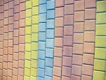πεζοδρόμιο τούβλων Στοκ εικόνα με δικαίωμα ελεύθερης χρήσης