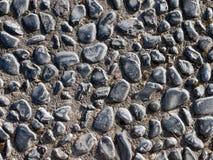 πεζοδρόμιο χαλικιών προτύ Στοκ φωτογραφία με δικαίωμα ελεύθερης χρήσης