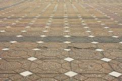 πεζοδρόμιο Στοκ εικόνες με δικαίωμα ελεύθερης χρήσης