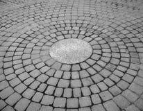 πεζοδρόμιο Στοκ Φωτογραφίες