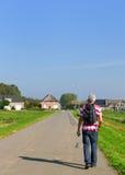 πεζοπορία Ολλανδία στοκ εικόνα με δικαίωμα ελεύθερης χρήσης