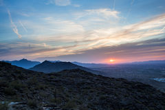 Phoenix, Αριζόνα Στοκ Εικόνες