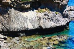 Πεζοπορία στην Κρήτη Στοκ εικόνες με δικαίωμα ελεύθερης χρήσης