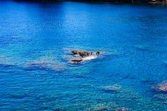 Πεζοπορία στην Κρήτη Στοκ εικόνα με δικαίωμα ελεύθερης χρήσης