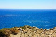 Πεζοπορία στην Κρήτη Στοκ φωτογραφίες με δικαίωμα ελεύθερης χρήσης