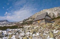 Πεζοπορία στο πολωνικό Tatra Στοκ Εικόνες