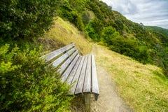 Πεζοπορία της παράκτιας διάβασης πεζών Coromandel, Νέα Ζηλανδία 64 Στοκ Εικόνες