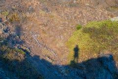 Πεζοπορώ βουνών σιδήρου στο Όρεγκον Στοκ Φωτογραφία