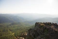 Πεζοπορώ βουνών σιδήρου στο Όρεγκον Στοκ φωτογραφία με δικαίωμα ελεύθερης χρήσης