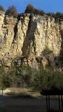 Πεζοπορώ του Bluff ασβεστόλιθων Στοκ φωτογραφία με δικαίωμα ελεύθερης χρήσης