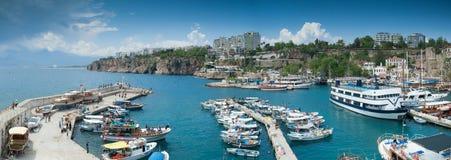 Πεζούλι κρουαζιέρας Antalya Στοκ Εικόνες
