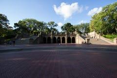 Πεζούλι Bethesda στο Central Park Στοκ Φωτογραφίες