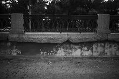 Πεζοδρόμιο γρανίτη Στοκ Εικόνα