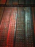 Πεζοδρόμιο σιδήρου Στοκ φωτογραφία με δικαίωμα ελεύθερης χρήσης