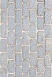 Πεζοδρόμιο τούβλου Στοκ Εικόνα